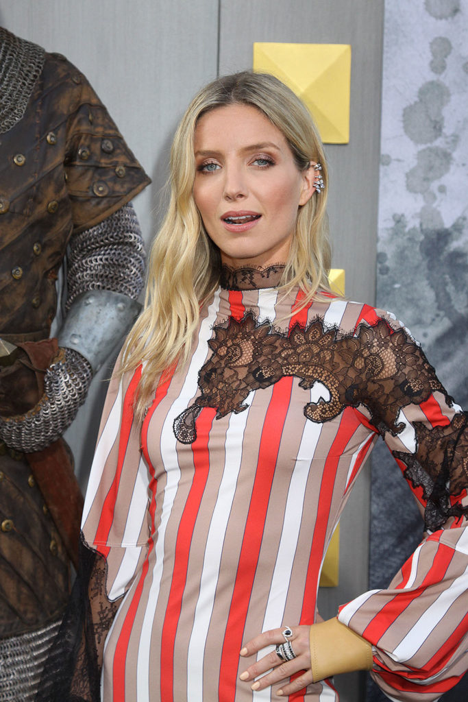 Annabelle Wallis Hot Pictures