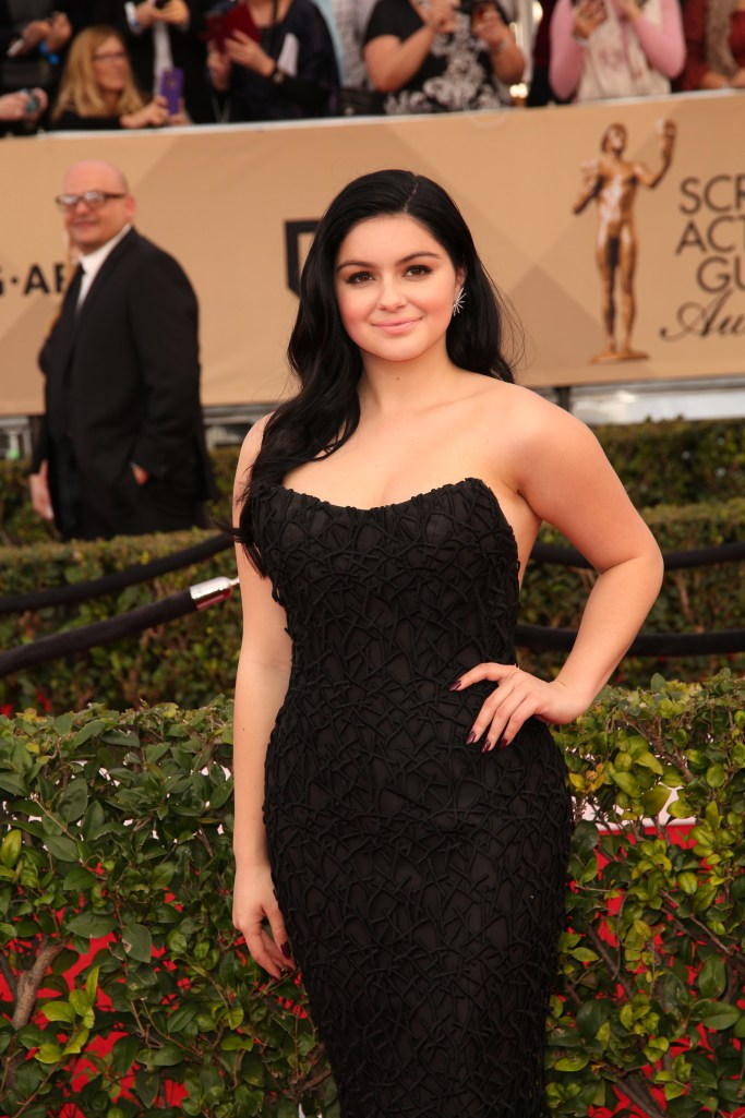 Ariel Winter Body Photos