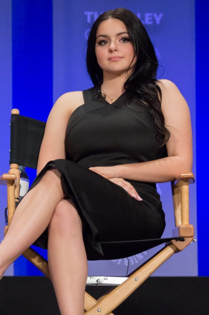 Ariel Winter Hair Style Pictures
