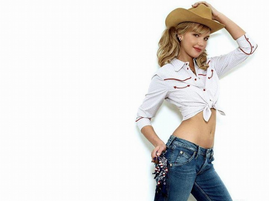 Arielle Kebbel Jeans Pictures