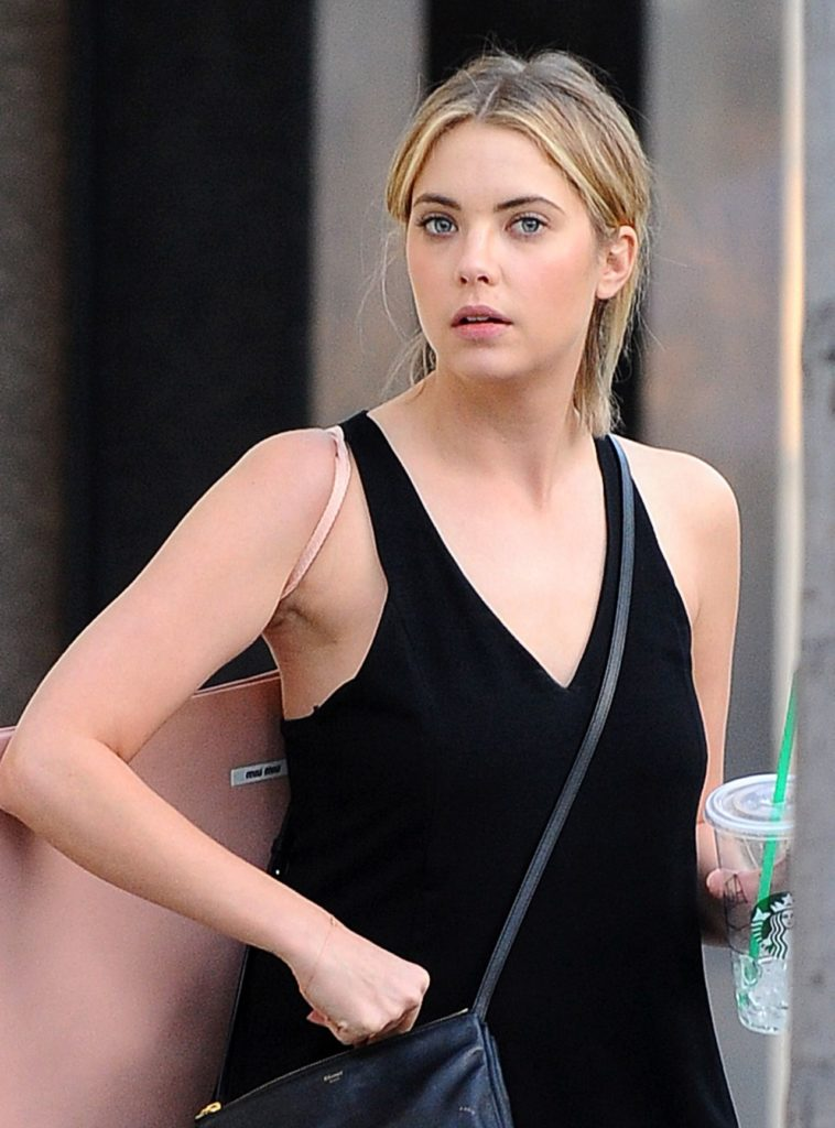 Ashley Benson Oops Moment Wallpapers