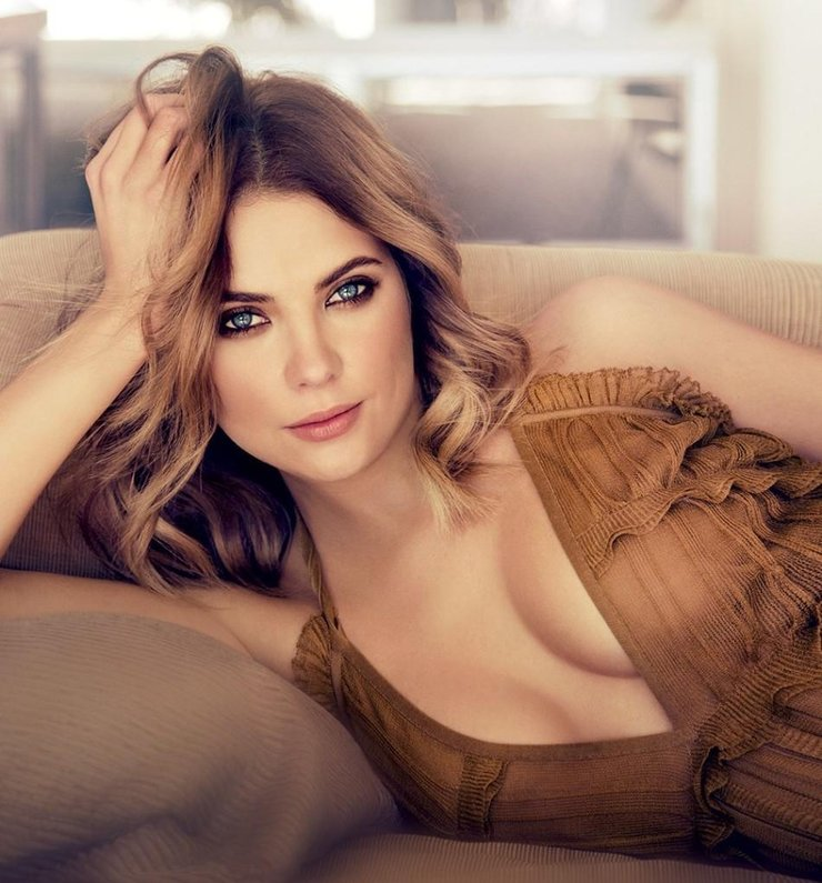 Ashley Benson Without Makeup Wallpapers