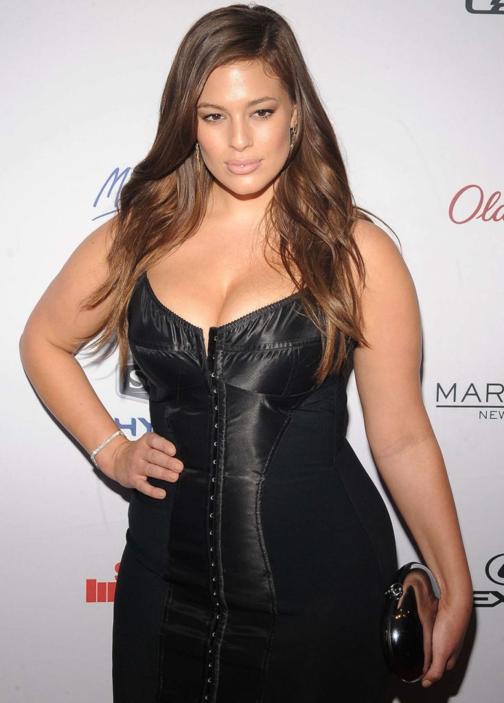 Ashley Graham Muscles Pictures