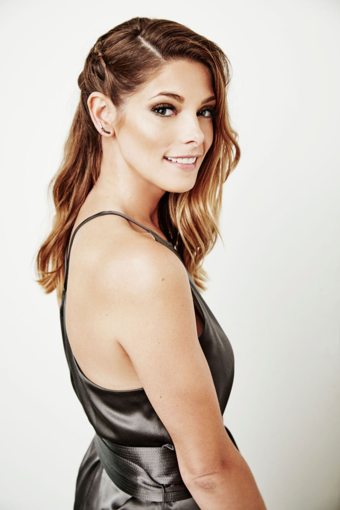 Ashley Greene Muscles Pictures