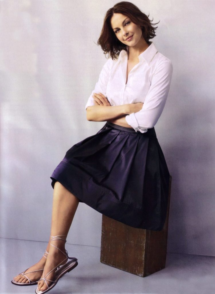 Ashley Judd Feet Pictures