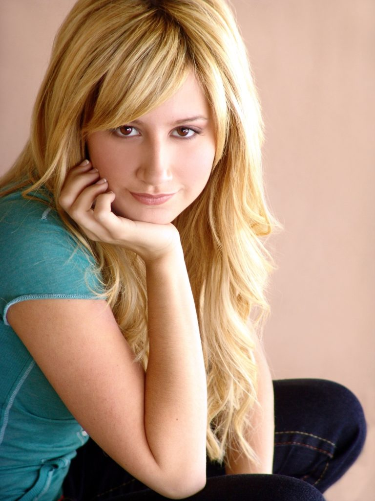 Ashley Tisdale Haircut Pictures