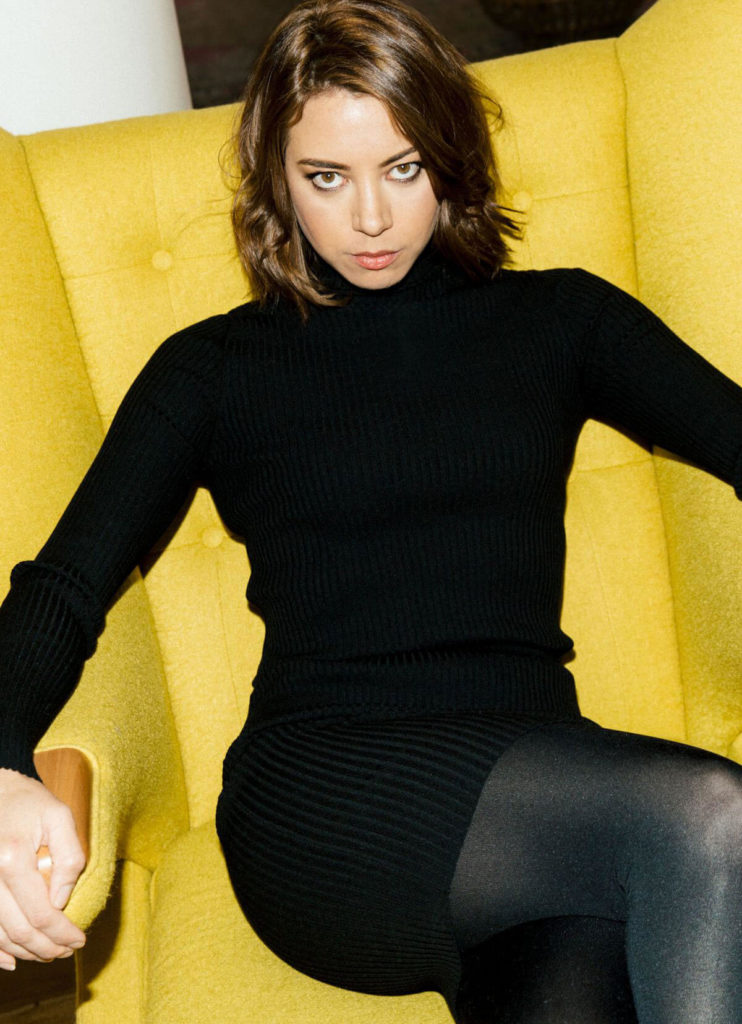 Aubrey Plaza Body Pictures