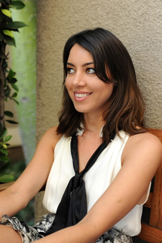 Aubrey Plaza Haircut Wallpapers