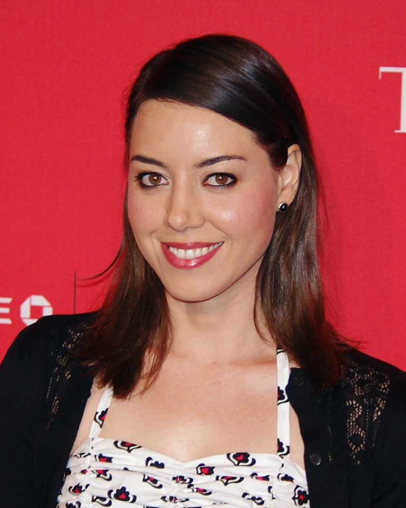 Aubrey Plaza Leaked Photos
