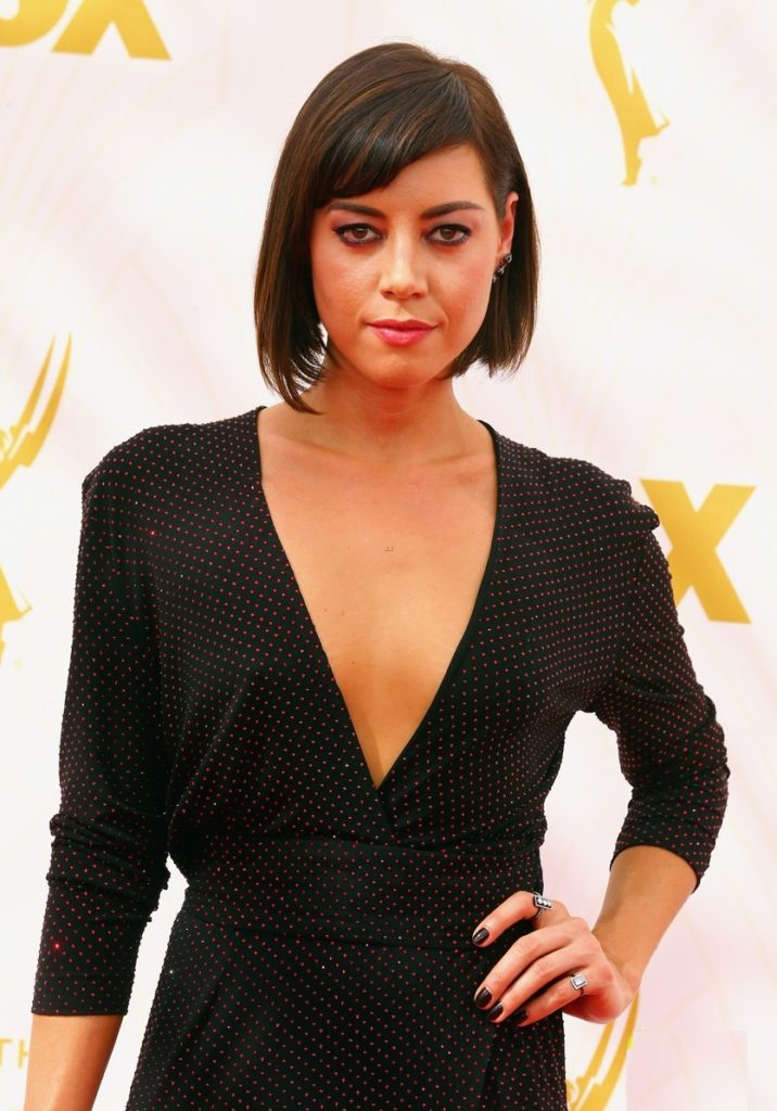 Aubrey Plaza No Makeup Images
