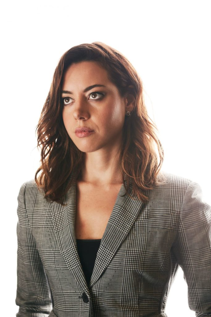 Aubrey Plaza Tattoos Wallpapers