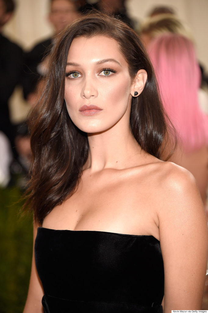 Bella Hadid Muscles Wallpapers