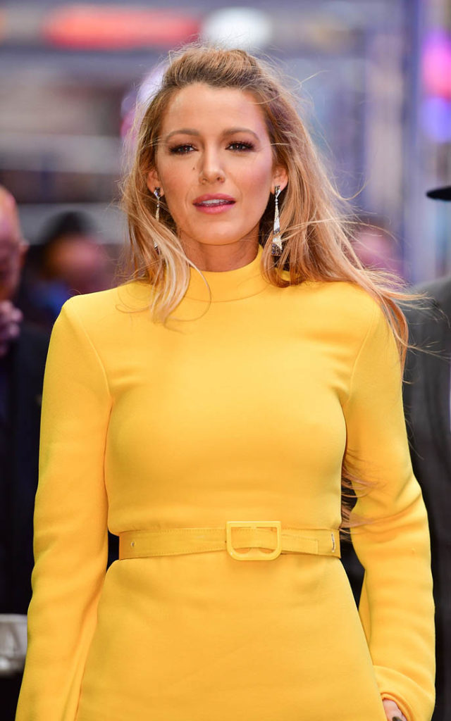 Blake Lively Hair Style Wallpapers
