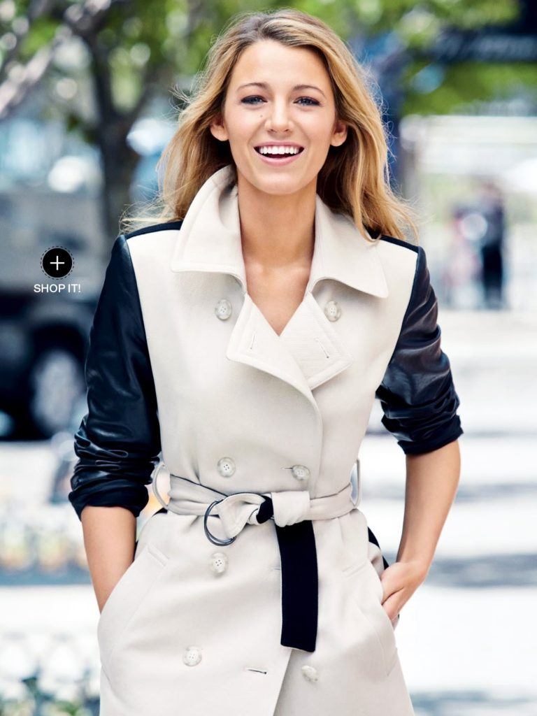 Blake Lively Jeans Wallpapers