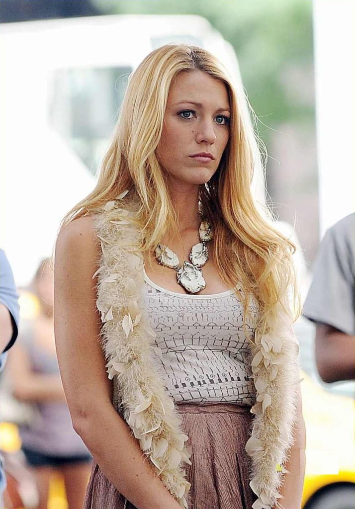 Blake Lively Muscles Pictures