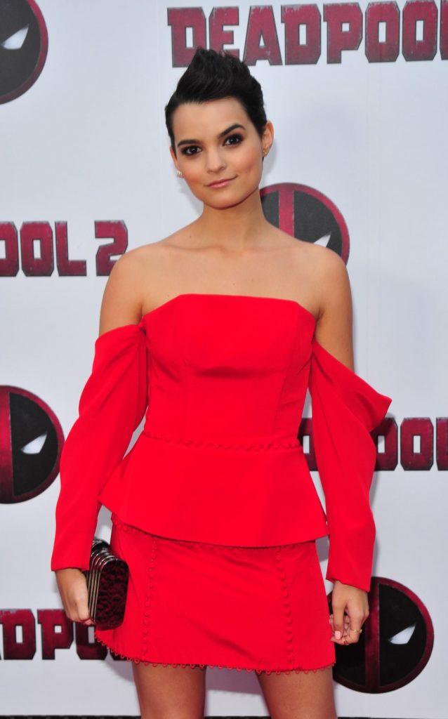 Brianna Hildebrand Bathing Suit Pictures