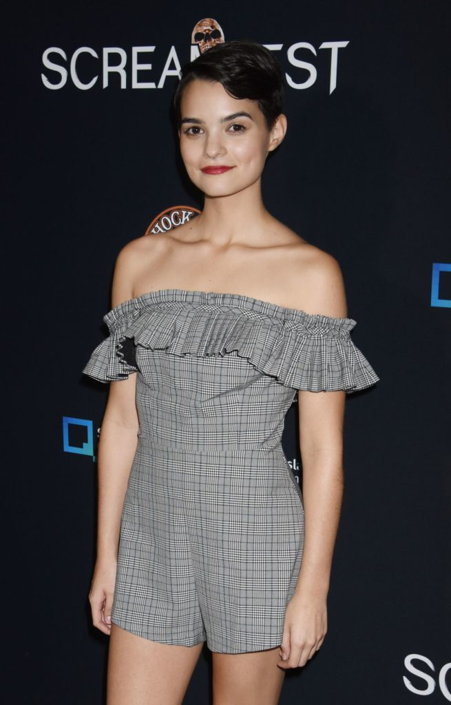 Brianna Hildebrand Muscles Wallpapers