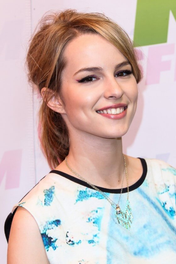 Bridgit Mendler Muscles Photos
