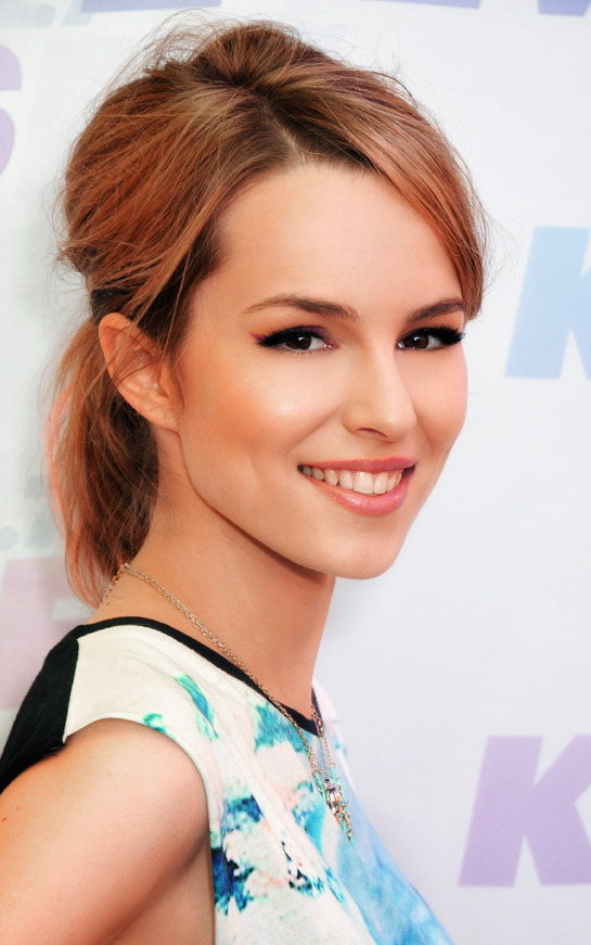 Bridgit Mendler No Makeup Wallpapers