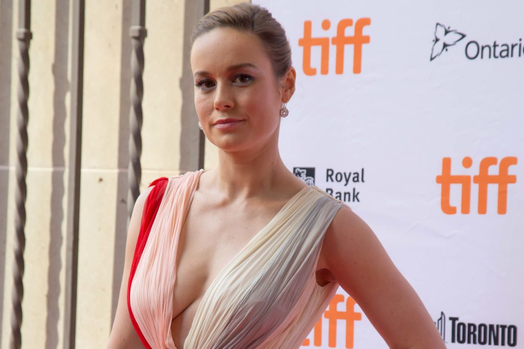 Brie Larson Boobs Pictures