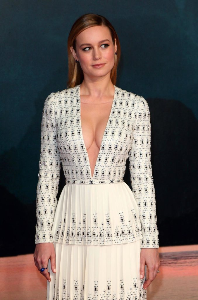 Brie Larson Oops Moment Pictures