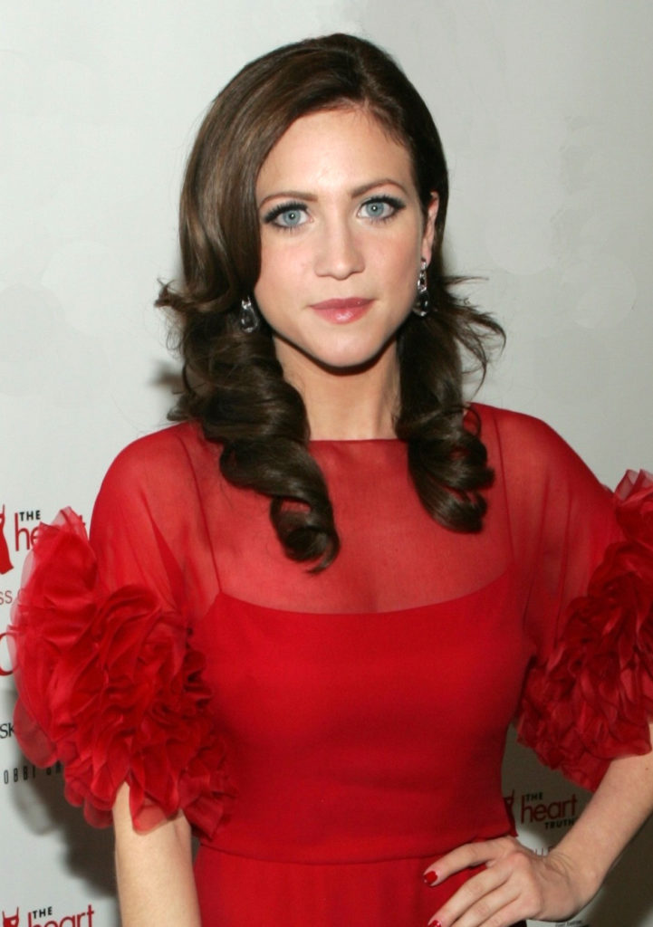 Brittany Snow Cute Images