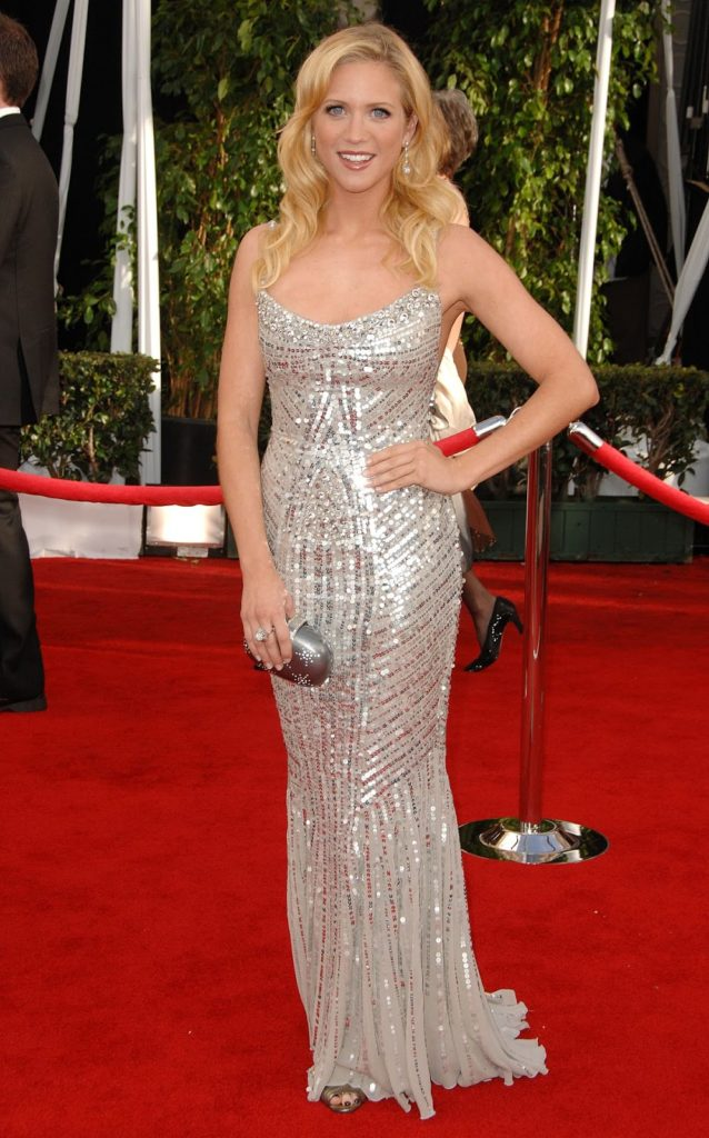 Brittany Snow Gown Pictures