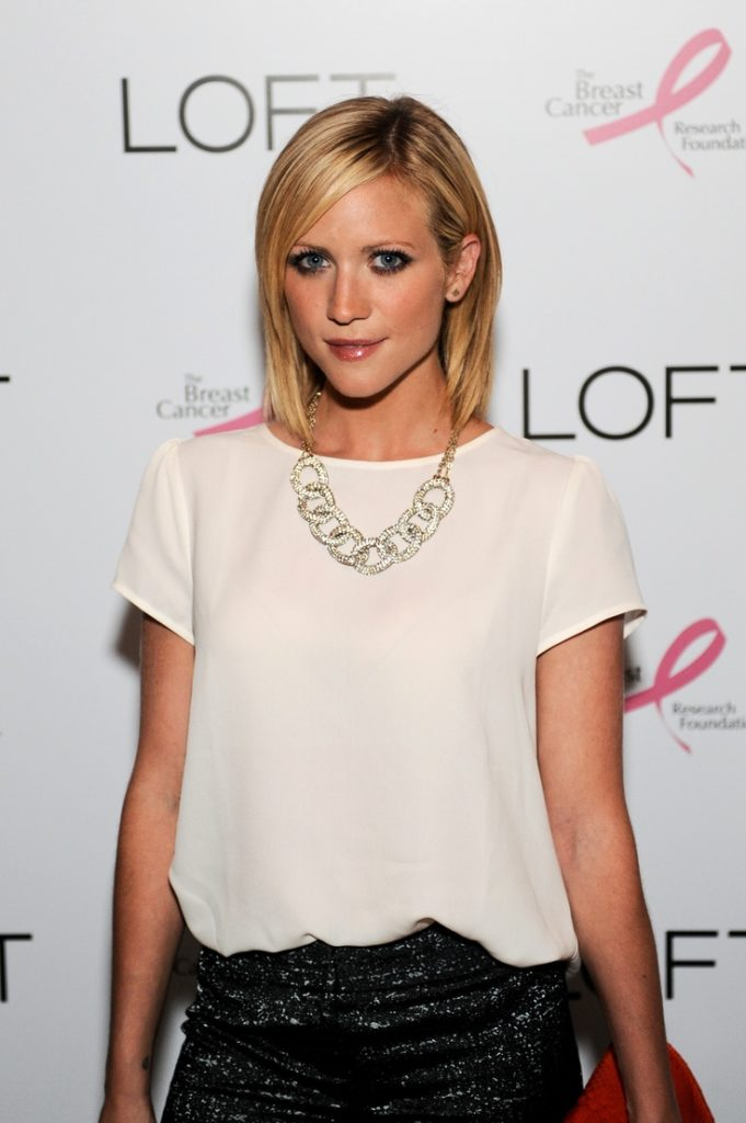 Brittany Snow Haircut Pictures