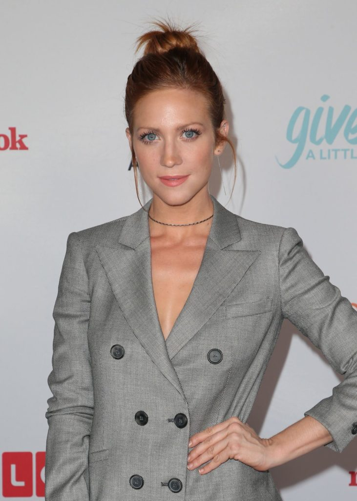 Brittany Snow Leaked Wallpapers
