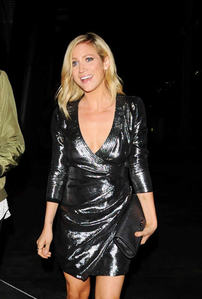 Brittany Snow Oops Moment Images