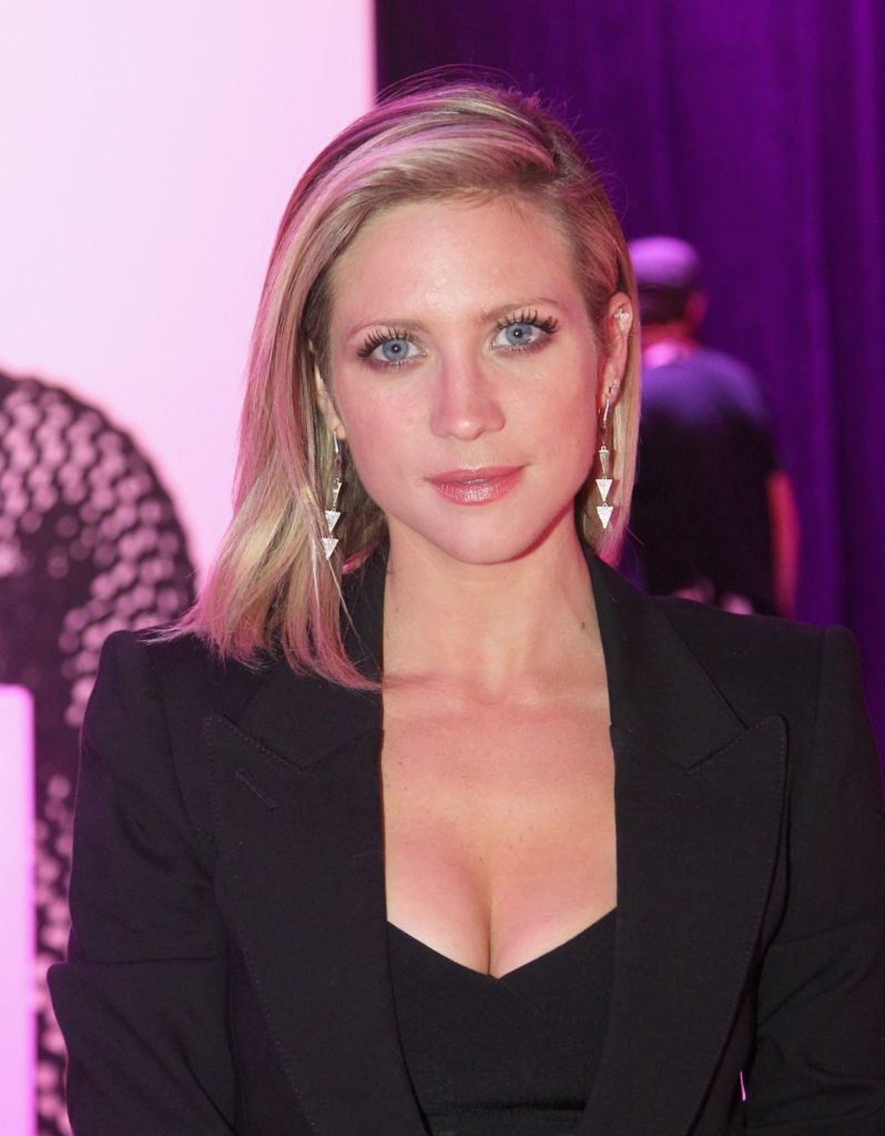 Brittany Snow Topless Wallpapers