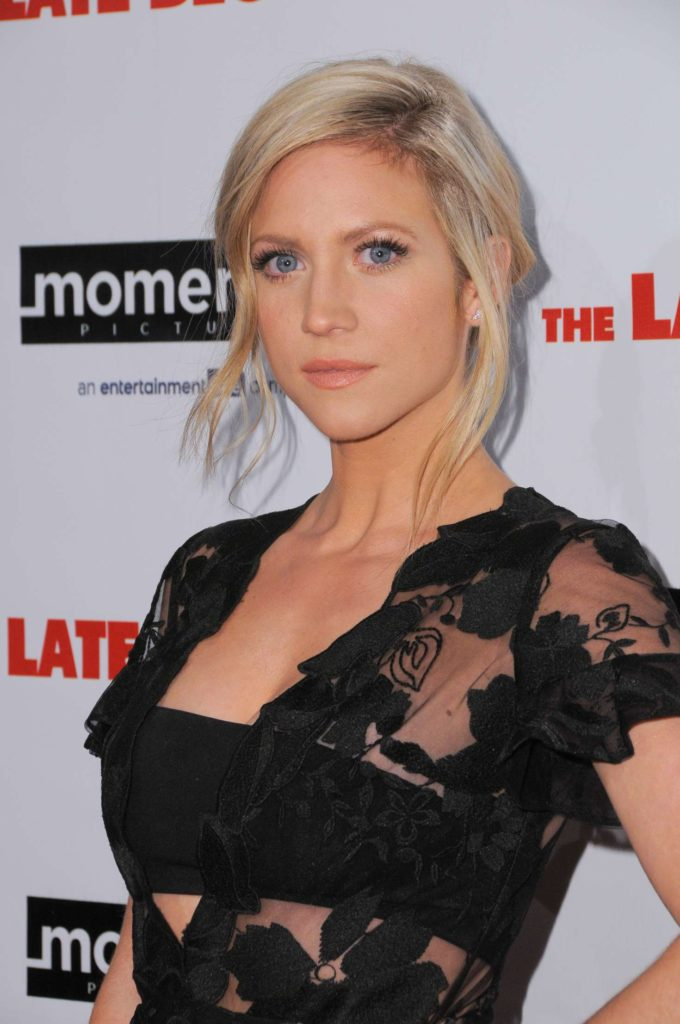 Brittany Snow Undergarments Pictures