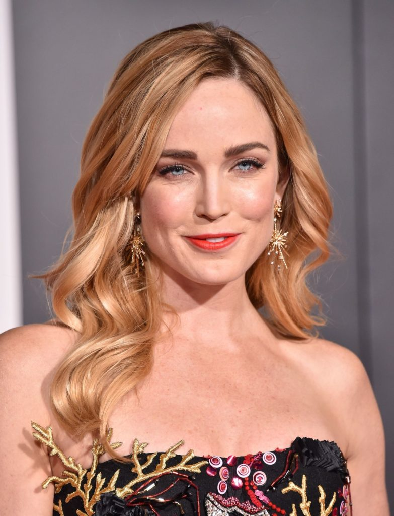 Caity Lotz Boobs Wallpapers