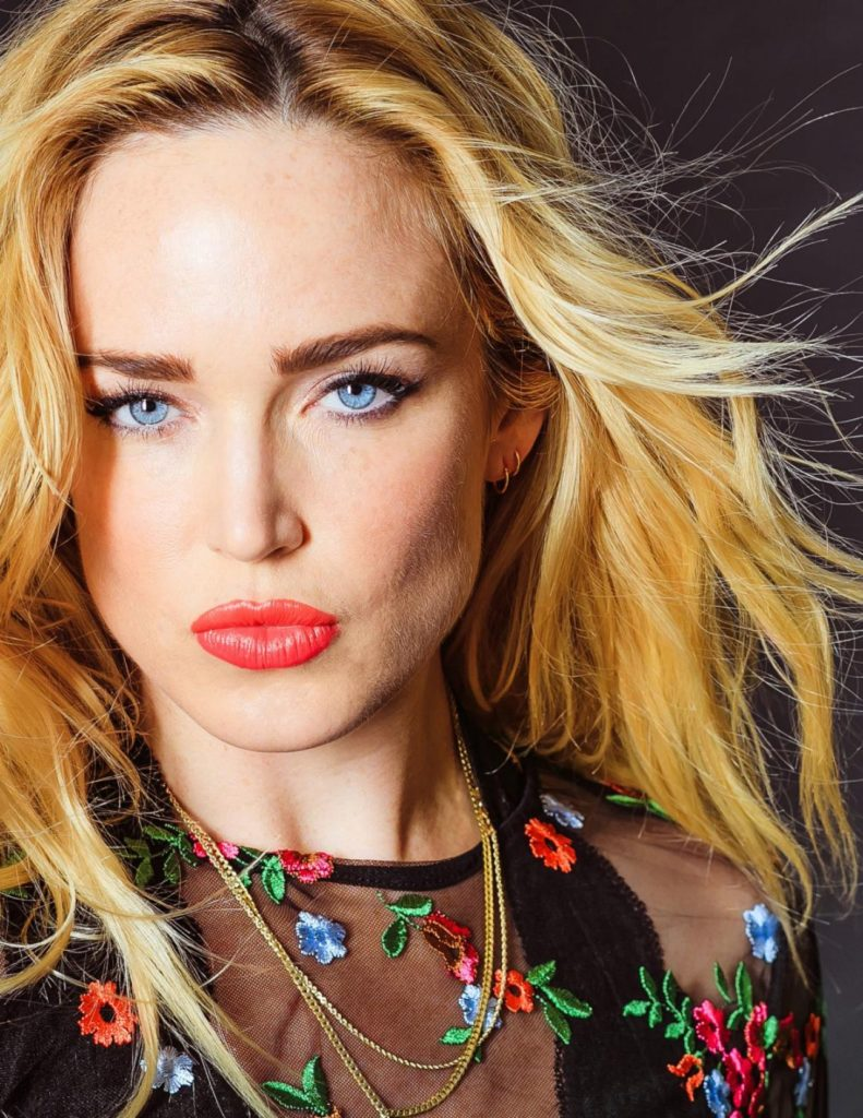 Caity Lotz Tattoos Images