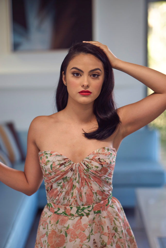 Camila Mendes Braless Images