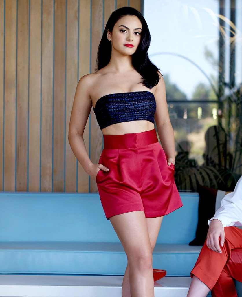 Camila Mendes Sexy Pose Images