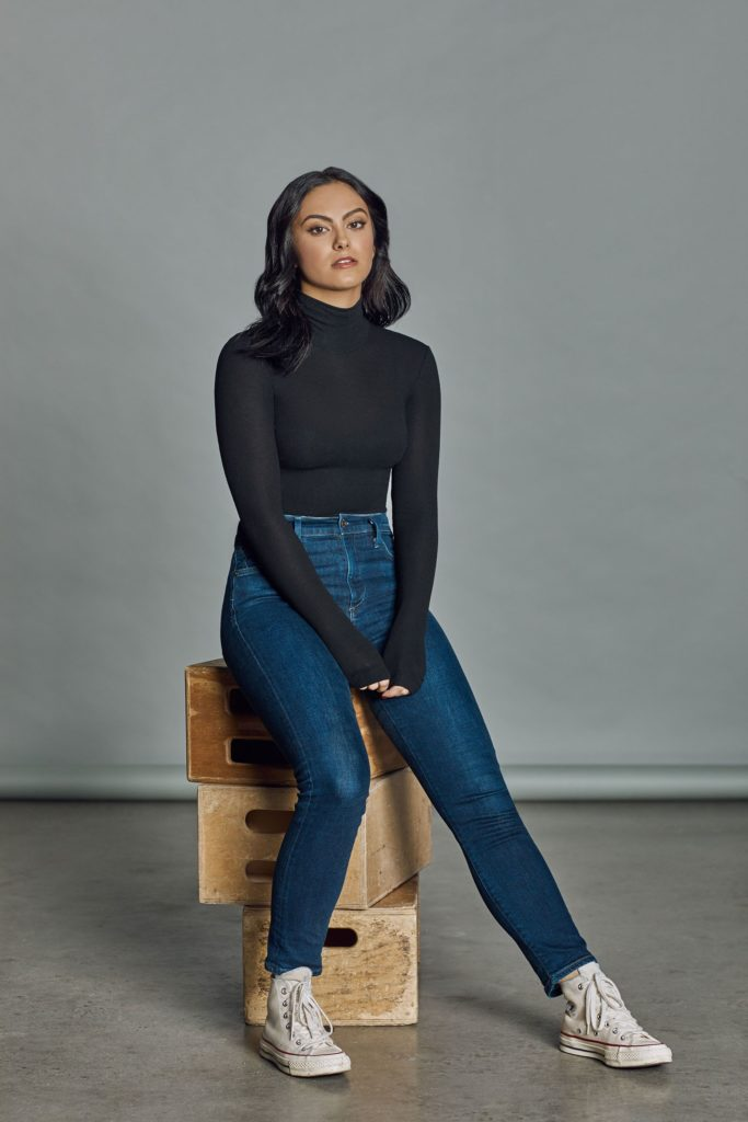 Camila Mendes Working Out Wallpapers