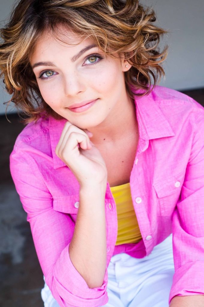 Camren Bicondova Oops Moment Photos
