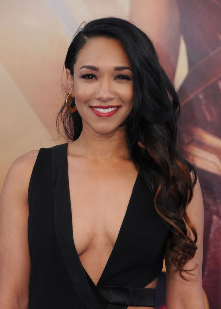 Candice Patton Boobs Pictures