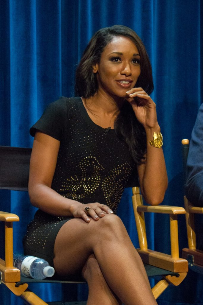 Candice Patton Event Images