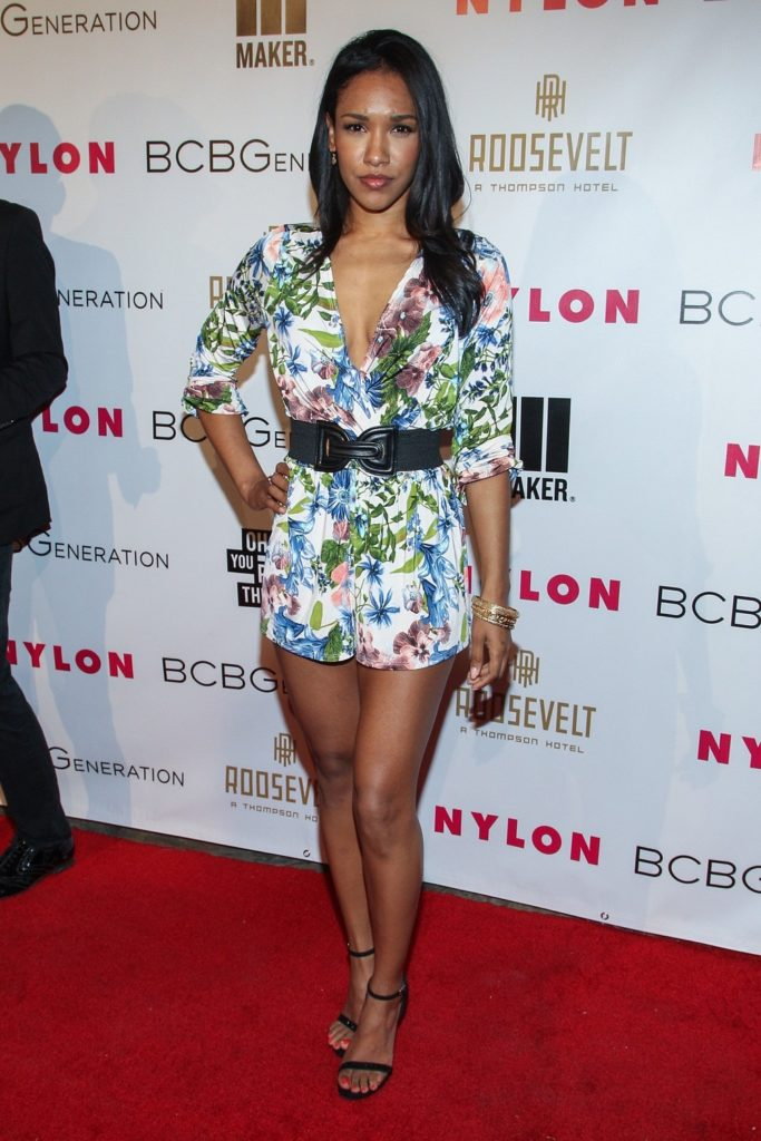 Candice Patton Shorts Images