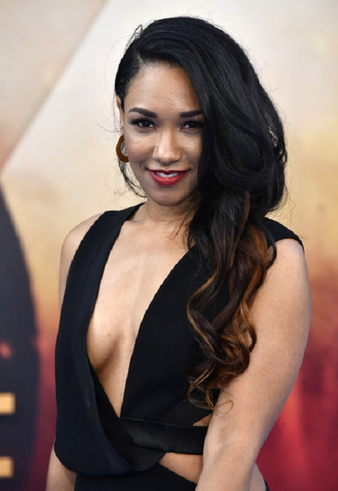 Candice Patton Topless Photos