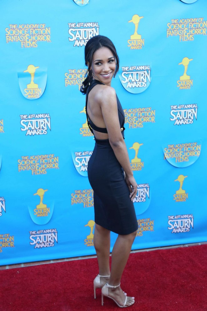 Candice Patton Workout Images