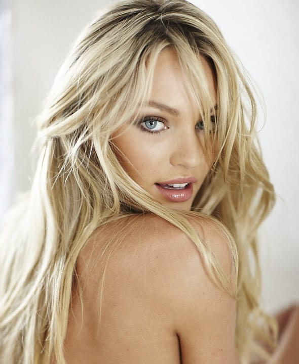 Candice Swanepoel Bra Panty Photos