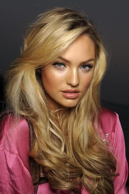Candice Swanepoel Haircut Wallpapers