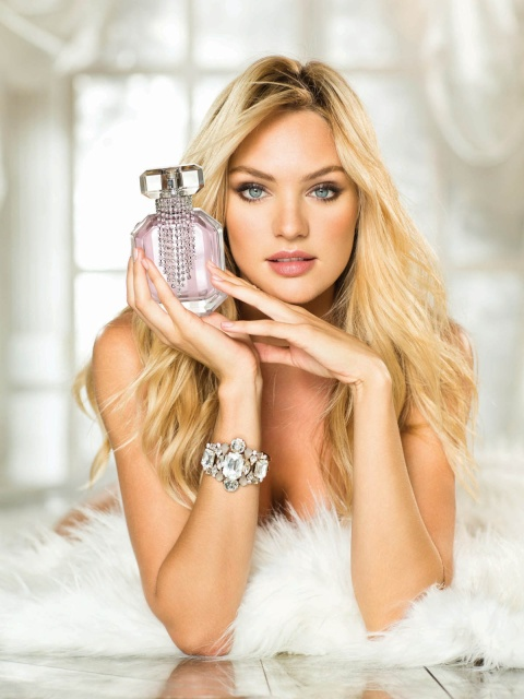Candice Swanepoel Muscles Pics
