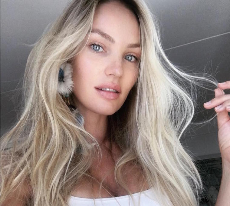 Candice Swanepoel Workout Images