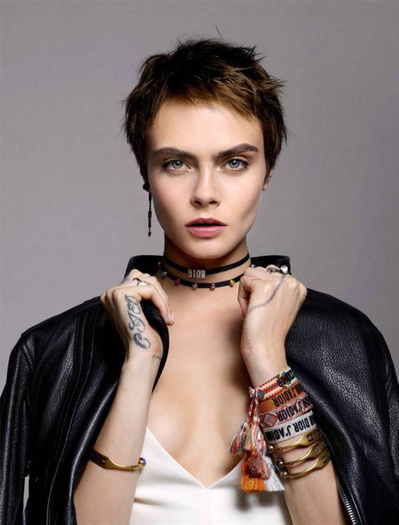 Cara Delevingne Bathing Suit Photos