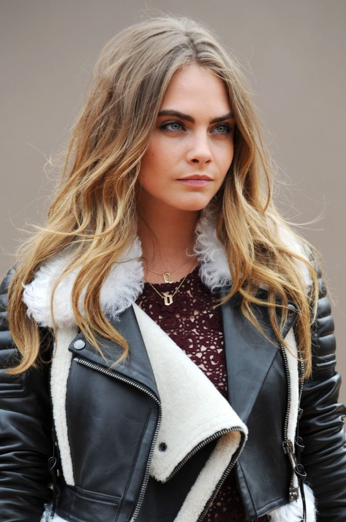 Cara Delevingne Hair Style Images
