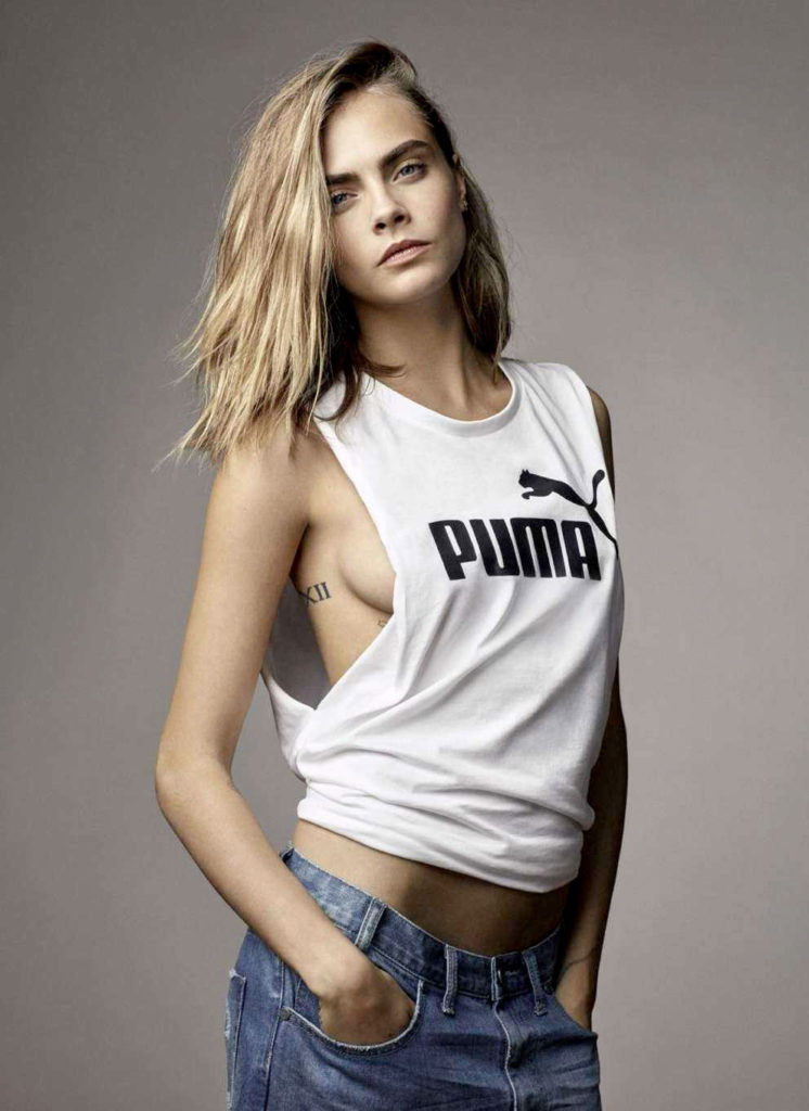 Cara Delevingne Haircut Wallpapers